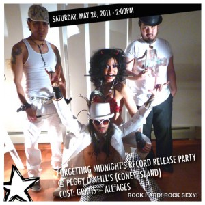 Mama's Dirty Li'l Secret - Saturday, May 28, 2011 - 2:00PM @ Peggy O'Neill's