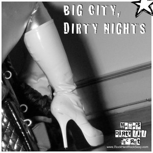 Big City, Dirty Nights (EP Cover)