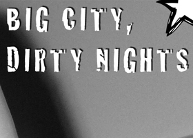 (Review) Big City, Dirty Nights by Alec Cunningham