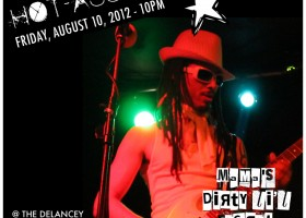 MDLS @ The Delancey (live 08.10.2012)