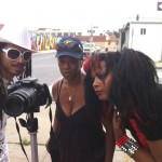 Behind the scenes - Mechelle (DP)