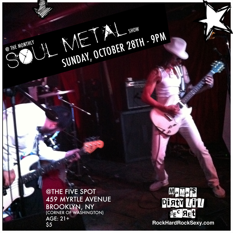 Soul Metal @ The Five Spot