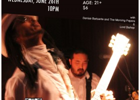 MDLS Live - Wednesday, June 26th - 10PM @ Lit Lounge